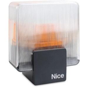 Lampa sygnalizacyjna z wbudowaną anteną NICE ELAC / ELDC